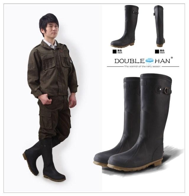 Rain Boots Men