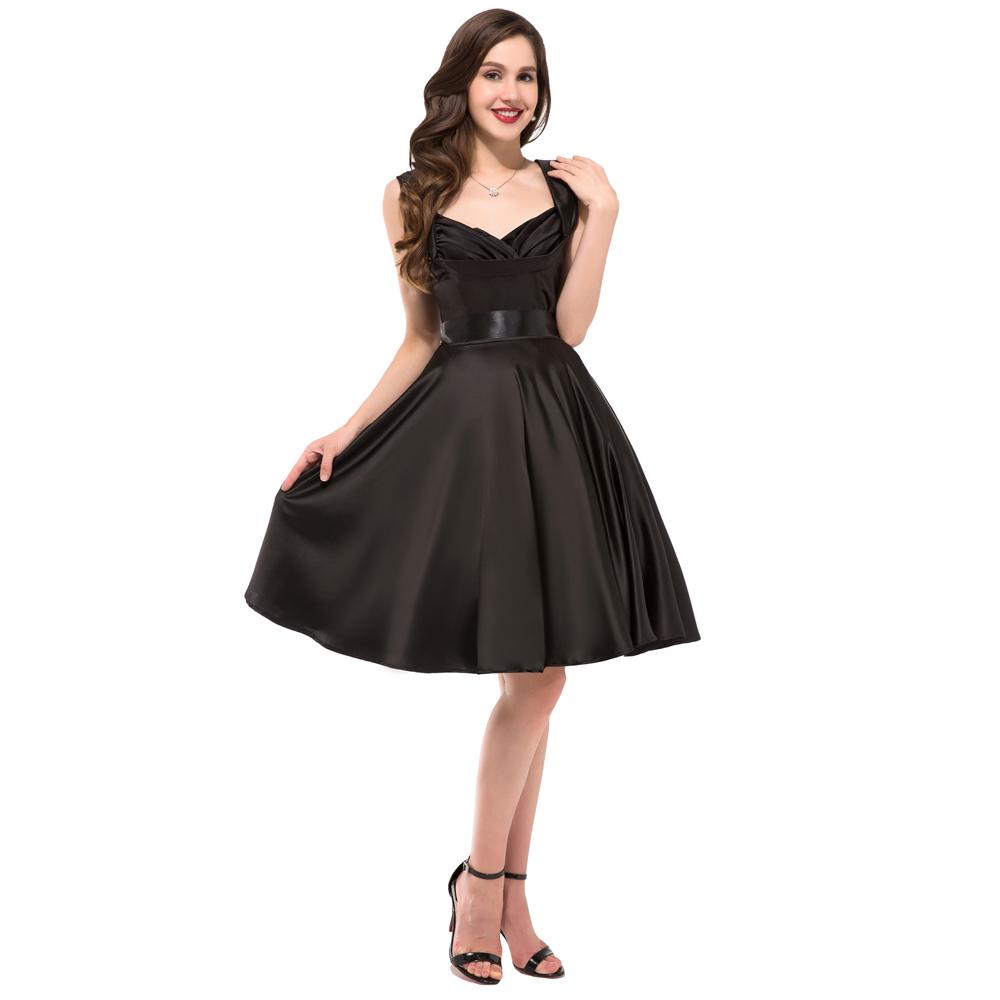 Vintage Semi Formal Dresses
