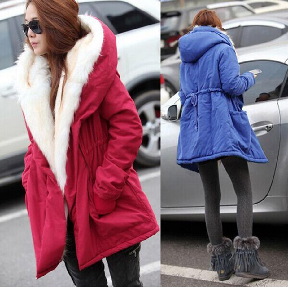 Тёплая Одежда Для Женщин