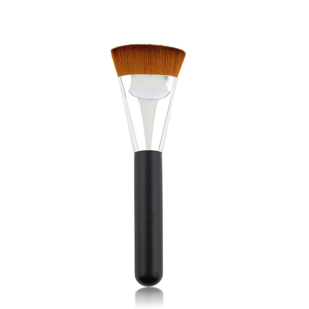 Гаджет  1pcs Professional Cosmetic Pro 163 Flat Contour Brush Big Face Blend Makeup Brush Hot Worldwide None Красота и здоровье