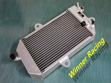 ALUMINUM RADIATOR For YAMAHA ATV BANSHEE YFZ350 1987-2007 2006 2005 2004 2003 2002