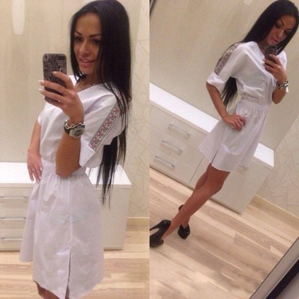 Женское платье Dress New Brand v Summer dress женское платье summer dress 2015cute o women dress