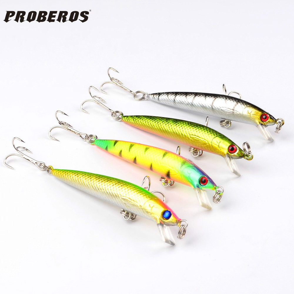 Buy 4pcs lot top quality fishing lures 4 for Fishing lure companies