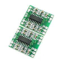 Buy 10PCS PAM8403 2X3W Mini Audio Class D amplifier board 2.5-5V input for $2.67 in AliExpress store