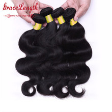 Unprocessed 6A Peruvian Virgin Hair Body Wave 3 bundles Peruvian Body Wave Human Hair Weave Rosa Hair Products New Arrival