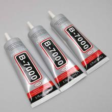 100% New B7000 Glue 110ml Multi Purpose Adhesive Jewelry Craft Diy Cellphone Glass Touch Screen Repair B-7000 110 ML 1pc(China (Mainland))