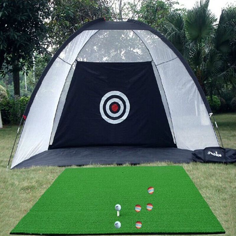 2016 New Arrival Golf Practice Net Swing Training Practice Swing Tool Golf Equipment Golf Accessories(China (Mainland))