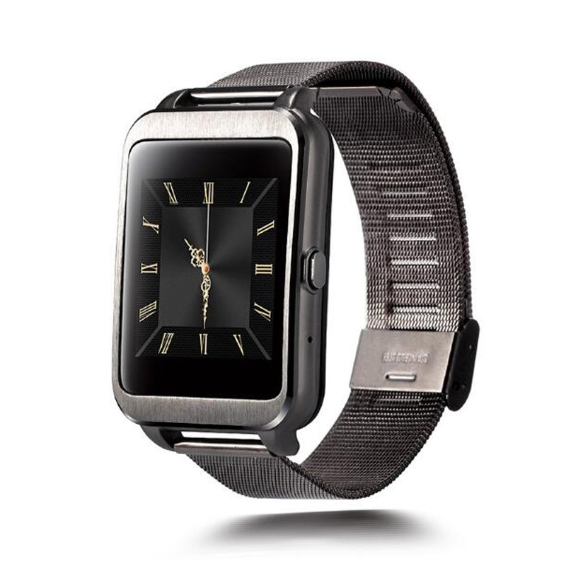 Фотография 2016 New Arrival WIFI Bluetooth Smart Watch I95 4G ROM Camera Heart Rate MP3 Player Steel Smartwatch Work for IOS&Android phone