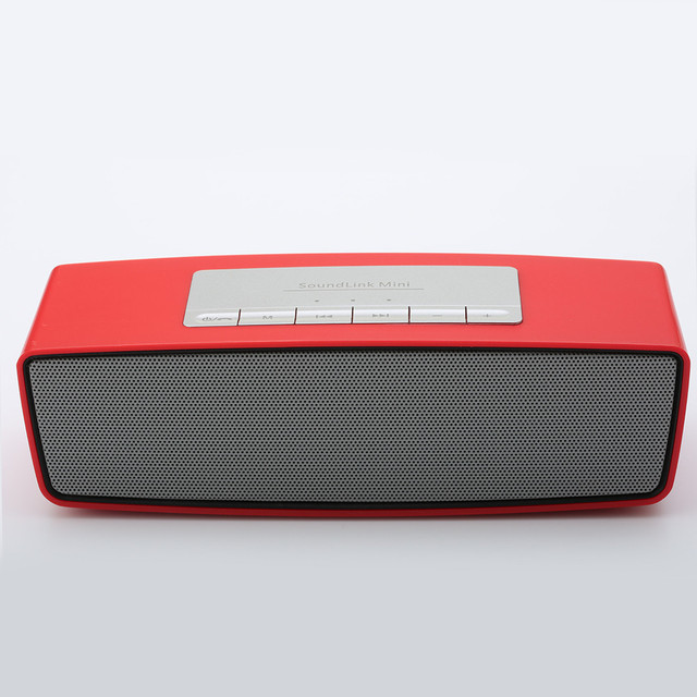 mini portable wireless enceinte bluetooth bass speaker. Black Bedroom Furniture Sets. Home Design Ideas