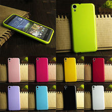 OWNEST 9 colorful silicone soft gel tpu cover case For HTC Desire 820