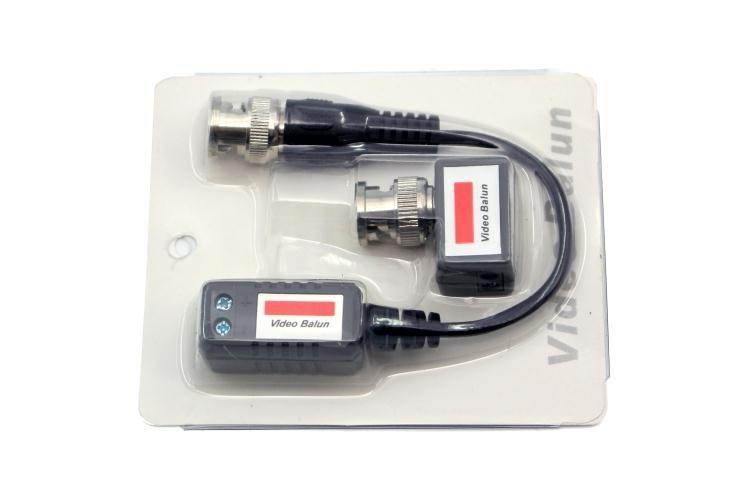 CCTV Video Balun BNC Video Balun Passive Transceivers CCTV Camera BNC Video Balun Transceiver