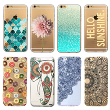 Free shipping Patterned Case For Apple Iphone 5 5s cases Tribe Elephant Flower Hard Plastic Cover Shell EC751(China (Mainland))
