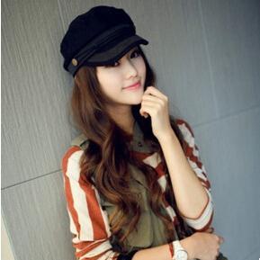 Моды для женщин, военные шляпы 2015 новый стиль холст 3 цвета твердые шапки унисекс ...