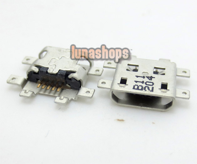 U098 Repair Parts Micro USB Data charger port Adapter For Android Tablet Mobile LN003762