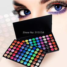 1pc Pro 120 Colors Makeup Eye Shadow Shimmer Matte Cosmetic Eyeshadow Palette Set 2#