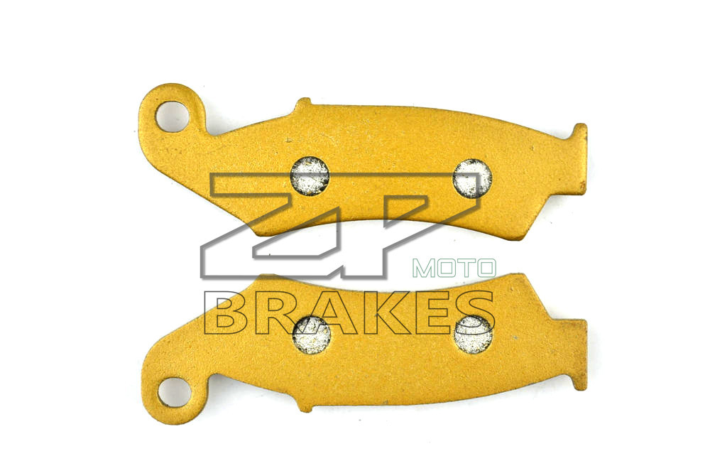 New Organic Brake Pads For Front KAWASAKI KX 125 K1 1994,KDX 200 H1-H2 1995-1999 Motorcycle BRAKING OEM High Quality(China (Mainland))