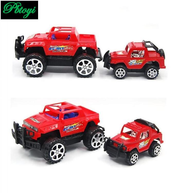 Jeep good quality plastic toys car inertial suv wholesale mini car PI0732(China (Mainland))