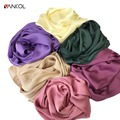 Vancol 2017 new arrival high quality Brand Mulberry Silk Scarf Shawl wrap plus size 180 80