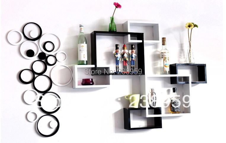 Wall Designs With Wood tv wall shelf wood in different styles ~ crowdbuild for .