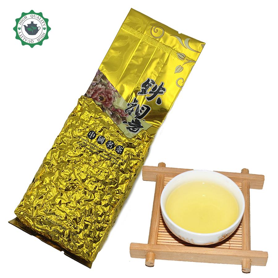 1752 fresh Chinese Oolong tea 100g Fujian Anxi Tieguanyin loose tea Tikuanyin oolong green tea tie guan yin organic slimming tea(China (Mainland))