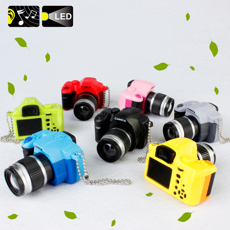 The Simulation Camera Toy Doll DIY Creative Camera With Light And SoundS For BJD Doll Accessories(China (Mainland))