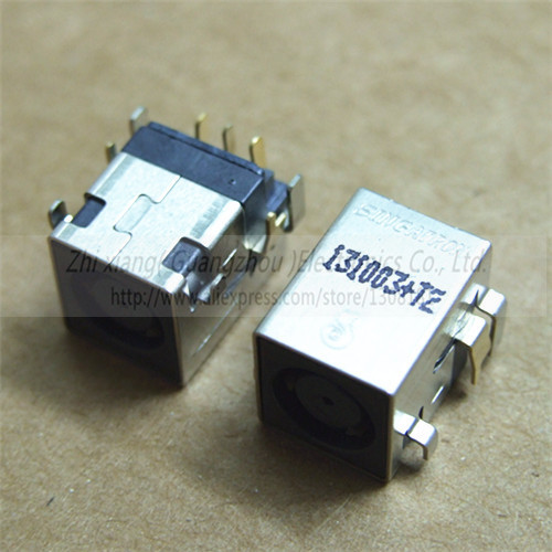 50X DC power jack connector for DELL E5410 E5510 15z 1569 N4020 M4010 N4030  Series charging socket<br><br>Aliexpress