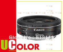 Canon EF 40mm f/2.8 STM Lens For 7D 6D 5D MK III 70D 60D 650D 600D(Hong Kong)