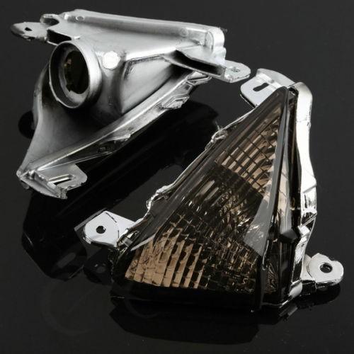 Купить Для KAWASAKI ZX10R 2006-2007 ZX6R 2005-2011 Z1000 2007-2012 Мотоцикла Указатель Поворота Индикаторы