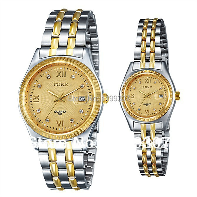HOT SALE HK MIKE FASION WASIT WATCH GOLDEN COLOR<br><br>Aliexpress