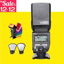 YONGNUO YN685 YN-685 (YN-568EX II Upgraded Version) Wireless HSS TTL Speedlite Flash Support YN560IV YN560-TX RF605 RF603 II