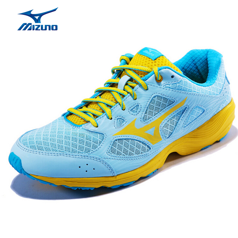 MIZUNO Sports Sneakers Women's Shoes PRIMA VIVO (W) DMX Cushioning Running Shoes J1GH152953 XYP228(China (Mainland))
