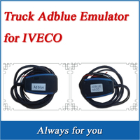 2pcs/lot In Promotion!Truck Adblue Emulator for IVECO Disable Adblue System Drive Car Normal No software Need