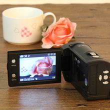 Buy Hot HD 720P Video Built-in One Lithium battery 16 Mp Max, interpolation Digital Video Camera Mini Cameras Flash Camcorder for $45.99 in AliExpress store