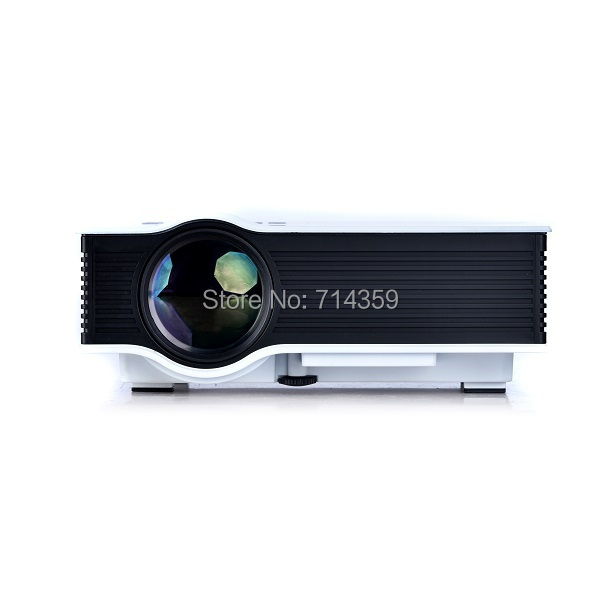 2015 new unic uc40 simplified micro projector led dlp for Micro projector 1080p