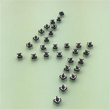 50 шт./лот 6x6x4.3 ММ 4PIN G89 Тактильные Такт Кнопка Микропереключатель Прямая Plug-in Self-сброс DIP Топ Меди Бесплатная Доставка(China (Mainland))