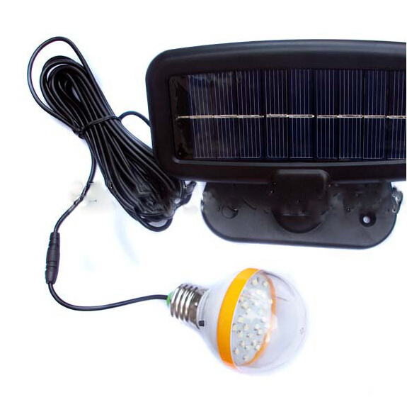 Solar light indoor energia jardin 2015 new 27led luminaria - Led solar jardin ...