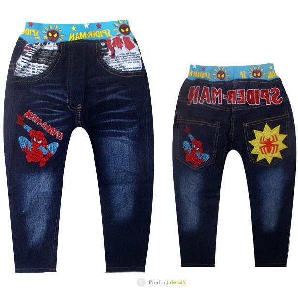 Новинка 2014 дети костюмы паук костюм одежда дети толстовки + брюки спортивный костюм мальчики комплект одежды