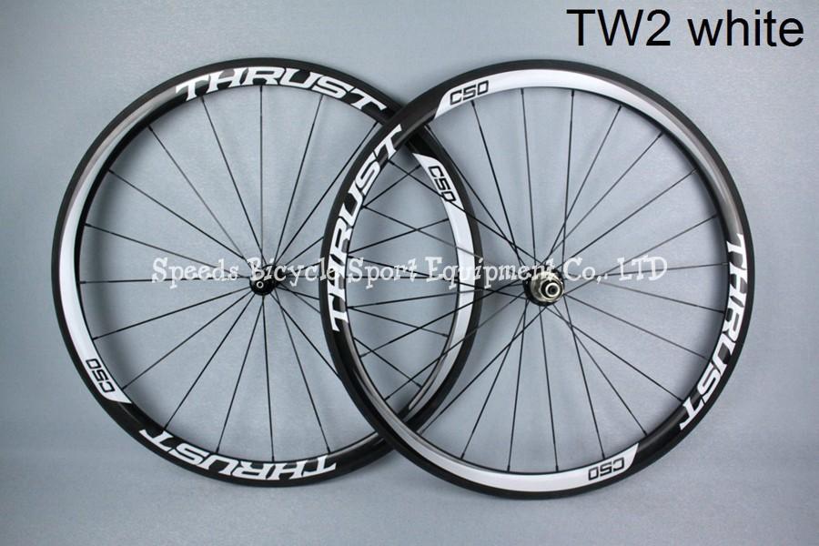 carbon wheels  carbon 38mm clincher, 700C road bike full carbon road bike  wheels,carbon fiber road bike wheels - A271SB/F372SB <br><br>Aliexpress
