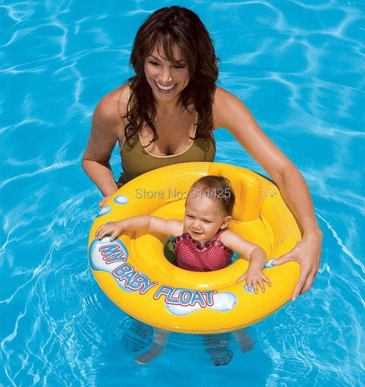 Life vest Children Kids Adults Inflatable Swimming Circle Intex Swimming Ring Floating Ring Retial(China (Mainland))