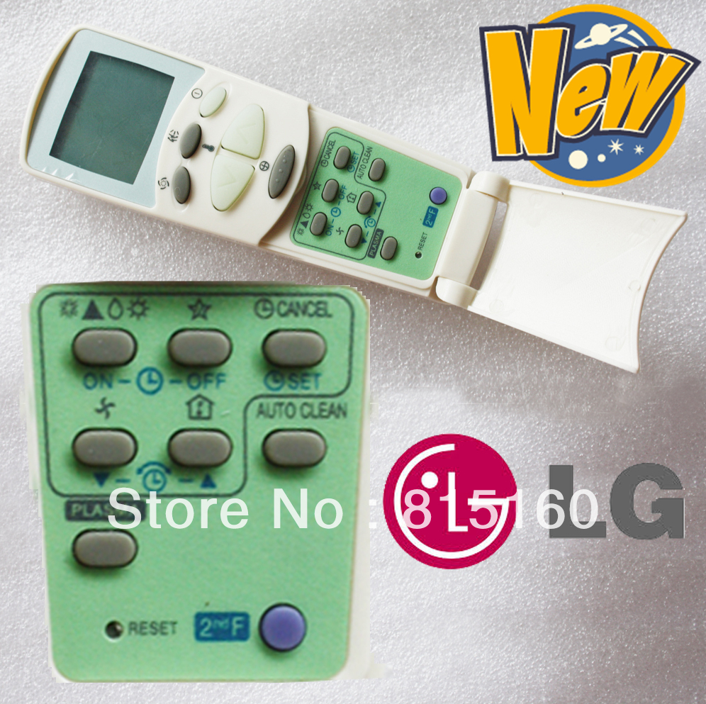 Free Shipping (1 pieces/lot) LG Split And Portable Air Conditioner Romte Control 6711A20096C  6711A20103J 6711A20103P 6711A20103<br><br>Aliexpress