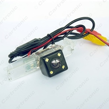 CCD Rear View Car Camera LED Light VW EOS/POLO/PASSAT B6/B7/GOLF/BORA/Beetle/PHAETON#M-4057 - MOTOMAX store