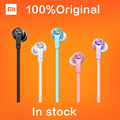 New Original Xiaomi Piston 3 headset Youth Colorful Edition 3 5mm 3rd Bass headset New Version