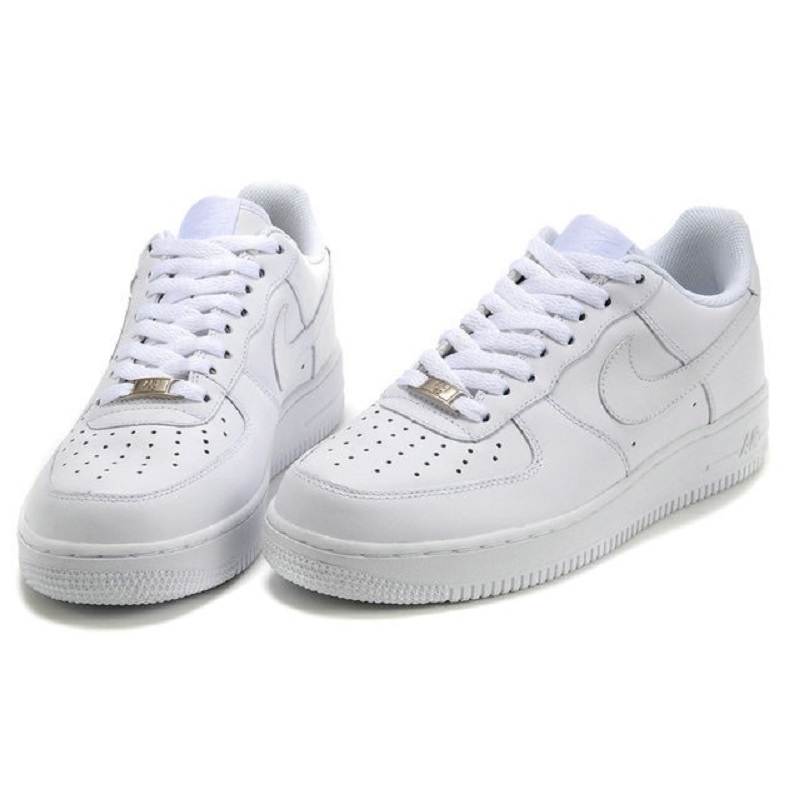 Nike Air Force Mujer Gris