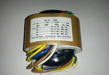 Free shipping  high quality 220V 30W R-Core Transformer R-TRANSFORMER for stereo DAC board(China (Mainland))