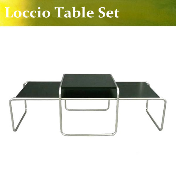 U-BEST high quality Marcel Breuer Laccio Table,designer coffee table,(China (Mainland))