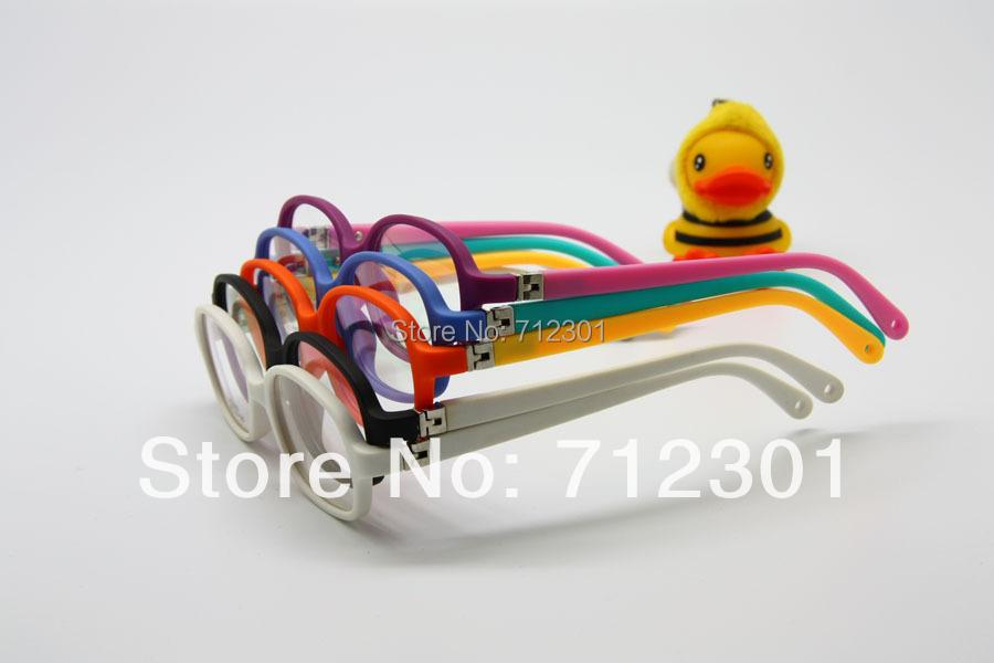 Optical Kids Glasses Frame Spring Hinge, Multi Colors TR90 Safe Children Eyeglasses, Bendable Plastic 360 Twist Eyewear Frame(China (Mainland))