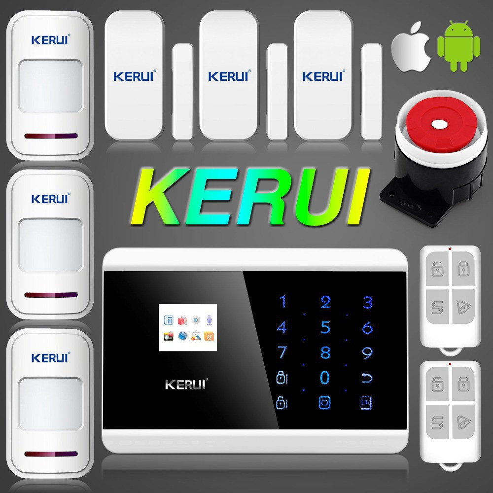 English-Russian-French-Voice-Latest-DIY-Dual-Net-Touch-keypad-TFT-color-Display-GSM-PSTN-Dual