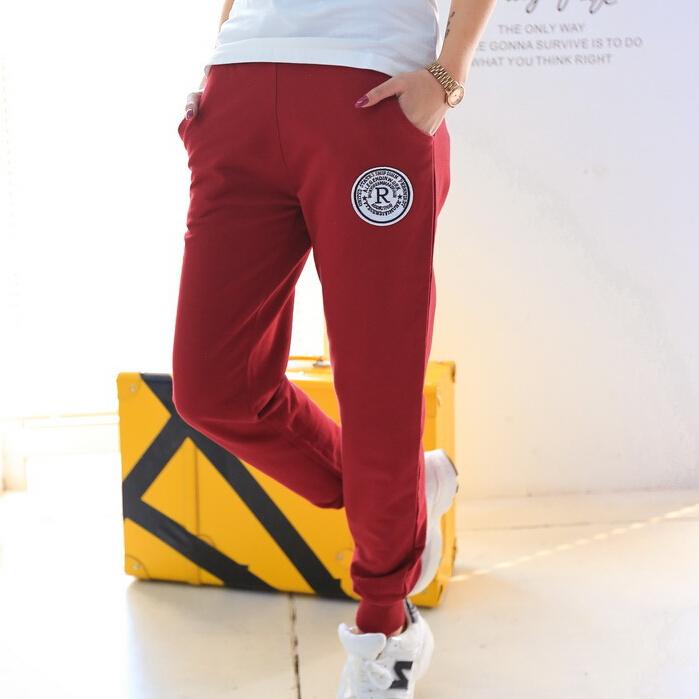 New Women's Cotton pants Loose Female thin Feet Trousers Plus Size Ankle Length Pencil Pants S-XXL 6 colors