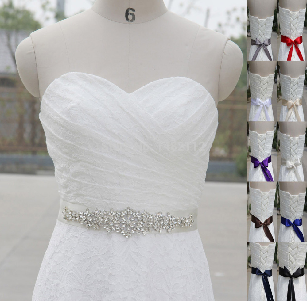 rhinestone wedding dress sash belt rhinestone wedding dress Wedding Dress Bridal Sashwedding Sash By Fabulousstyledesign