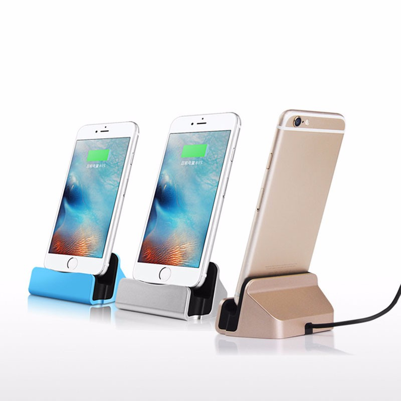 Chargeur Usb Portable Charger for IPhone 6 Plus 6s 6Plus 5 5s 5c Charging Dock Sync Stand Holder Cargador Carregador Accessories(China (Mainland))